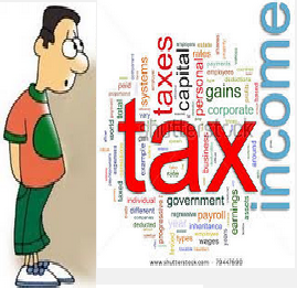 Mistakes in Income Tax Return