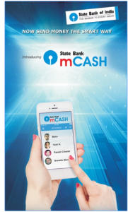 SBI mCash App