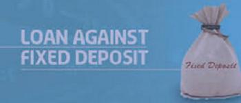 Personal Loan against Fixed Deposit