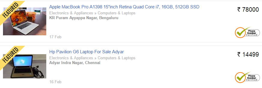 OLX - Sell Used Products Online