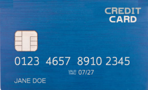 Credit Card Minimum Income Required