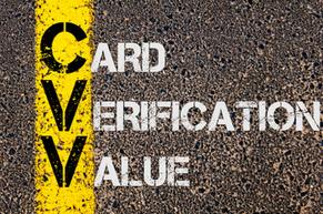 CVV on Credit Credit