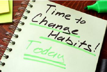 Change Bad Financial Habits