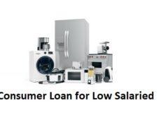 Consumer Loan for Poor Earners
