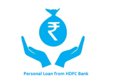 Personal Loan from HDFC Bank