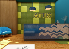 ATTIC Spaces