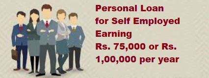Personal Loan for Self Employed