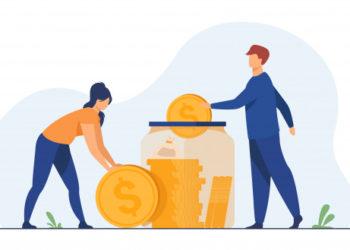 family-couple-saving-money