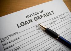 Loan Payment Default
